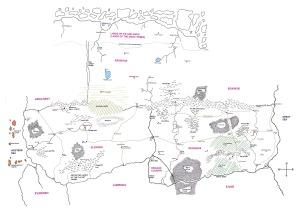 Map of Gennaios