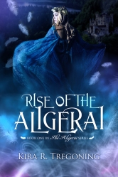 Rise of the Aligerai ebook cover art